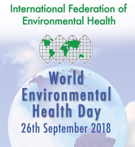 Παγκόσμια ημέρα περιβαλλοντικής υγείας