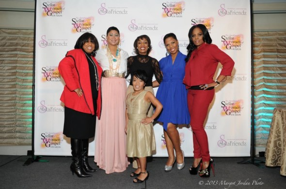 SistaFriendz Stellar Women of Gospel Awards
