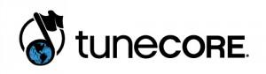TuneCore logo blue