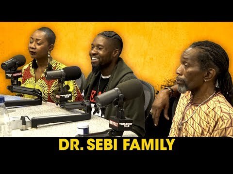 Dr  Sebi's Family Discusses His Impact On Herbal Medicine & Carrying On His  Legacy