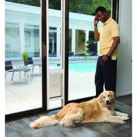 """PetSafe Freedom Patio Panel Pet Door For 81"""" Doors - Free ..."""