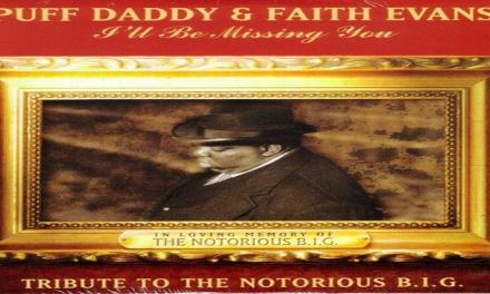 I'll be missing you di Puff Daddy & Faith Evans #1 delle hitchart di settembre 1997.