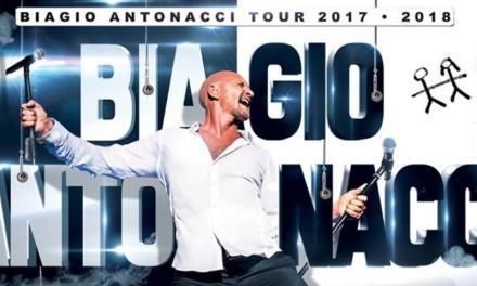 Biagio Antonacci ad Acireale