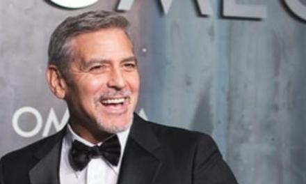 George Clooney è l'uomo più bello del pianeta: lo dice la scienza