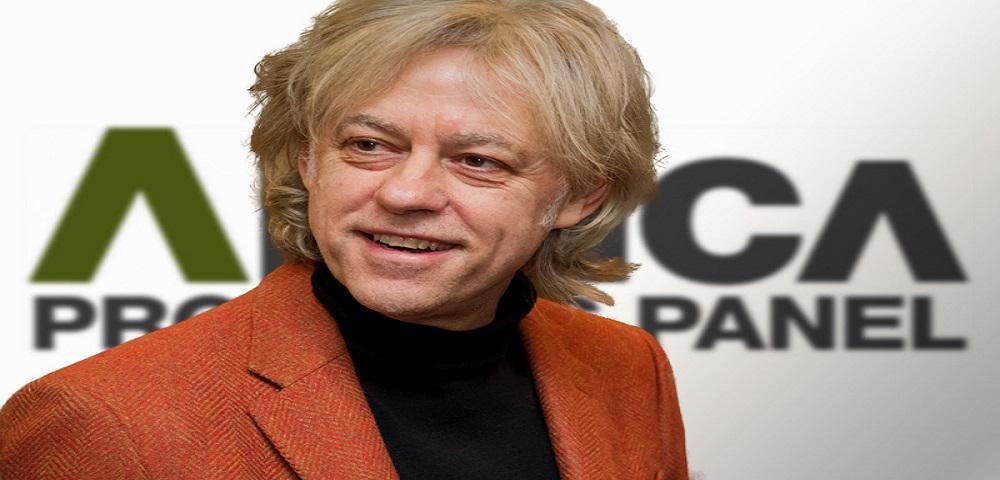 Bob Geldof, buon compleanno.