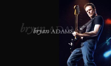 """Bryan Adams: """"Ultimate"""" dal 3 Novembre nei negozi di dischi"""