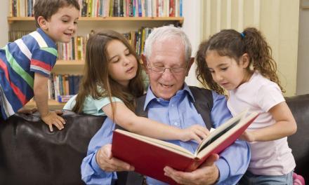 La Festa dei nonni è oggi