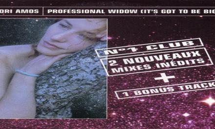 """Il brano """"Professional widow"""" di Tori Amos #1 delle hitchart nell'ottobre 1996."""