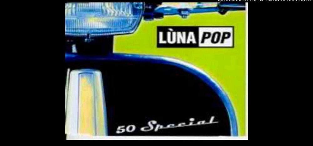"""Il brano """"50 special"""" dei Lunapop #1 delle hitchart nell'ottobre 1999."""