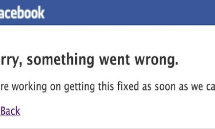 #Facebookdown: 20 minuti di 'panico'