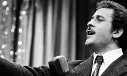 """Novant'anni fa nasceva Domenico Modugno """"Mister Volare"""""""