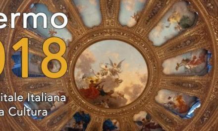 Palermo è la nuova Capitale della cultura