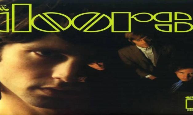 """Gennaio 1967: usciva l'album """"The Doors"""" esordio discografico per Jim Morrison e la sua band"""