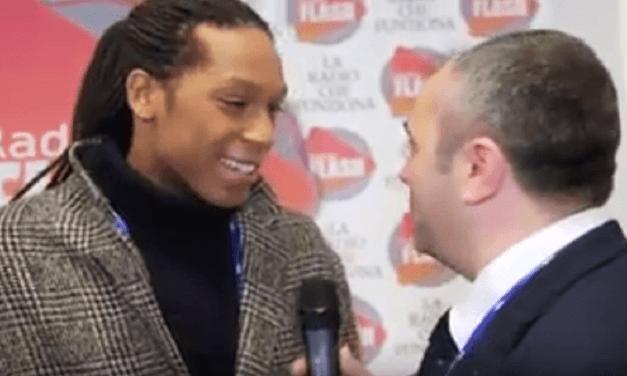 Speciale Sanremo 2018 Radio Flash: Leonardo Monteiro