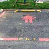 Parcheggi auto extralarge per sole donne