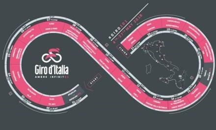 Le tappe siciliane del Giro di Italia 2018