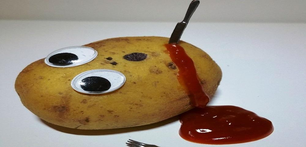 Architettano finto omicidio con ketchup per sbarazzarsi dell'amante