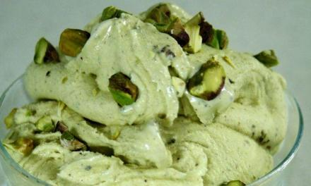 Il gelato realizzato coi pistacchi siciliani è stato decretato il più buono del mondo