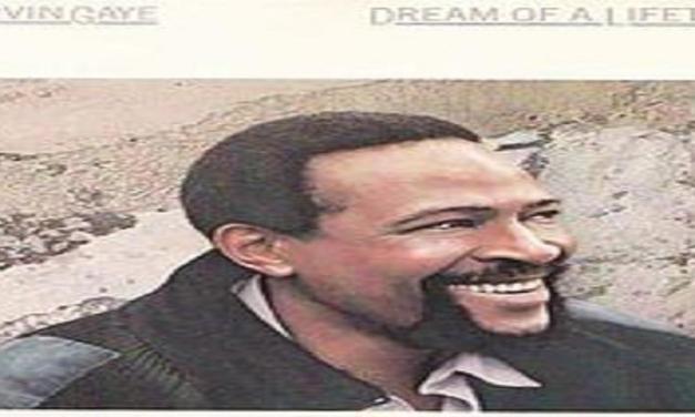 """Maggio 1985: viene pubblicato """" Dream of a Lifetime """" l'album postumo di Marvin Gaye"""