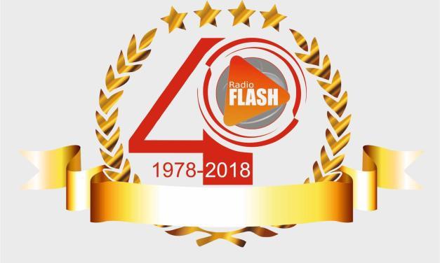 Radio Flash – 40 Anni suonati.