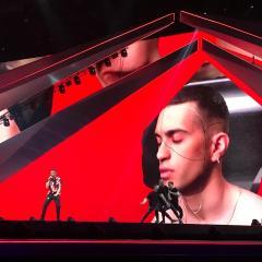Mahmood dopo l'Eurovision è in testa alle classifiche di 30 paesi Europei.
