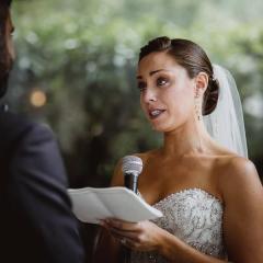 Matrimonio: Scusate, sa sa sa prova, ho qualcosa da dirvi…