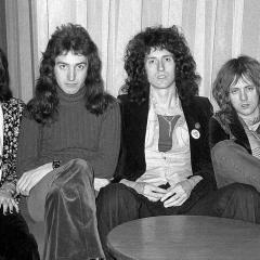 Il primo tour dei Queen