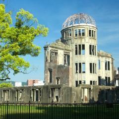 Atomica, 75esimo della bomba di Hiroshima