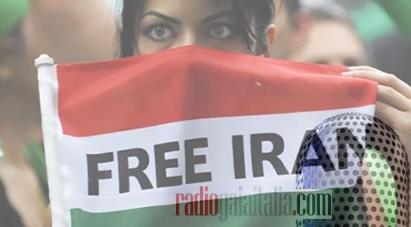 """#FreeIran, """"E' morto Khamenei?"""". Il notiziario in podcast dei Ragazzi di Tehran con Antonietta D'Angelo"""
