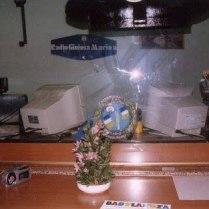 Storia di Radio Gioiosa Marina, anno 1992, entrata sala