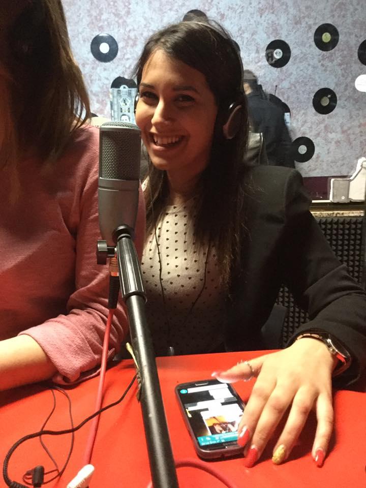 Angela staltari staff Radio Gioiosa Marina Liberamente