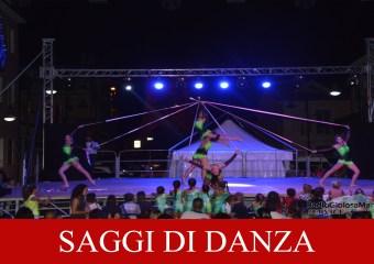 Saggi di danza ed esibizioni