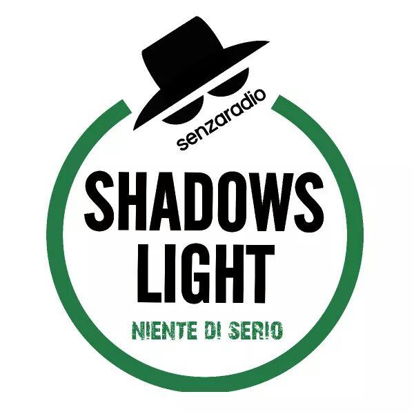 Logo programma radiofonico Shadows Light dei senza radio su radio gioiosa marina locride rgm