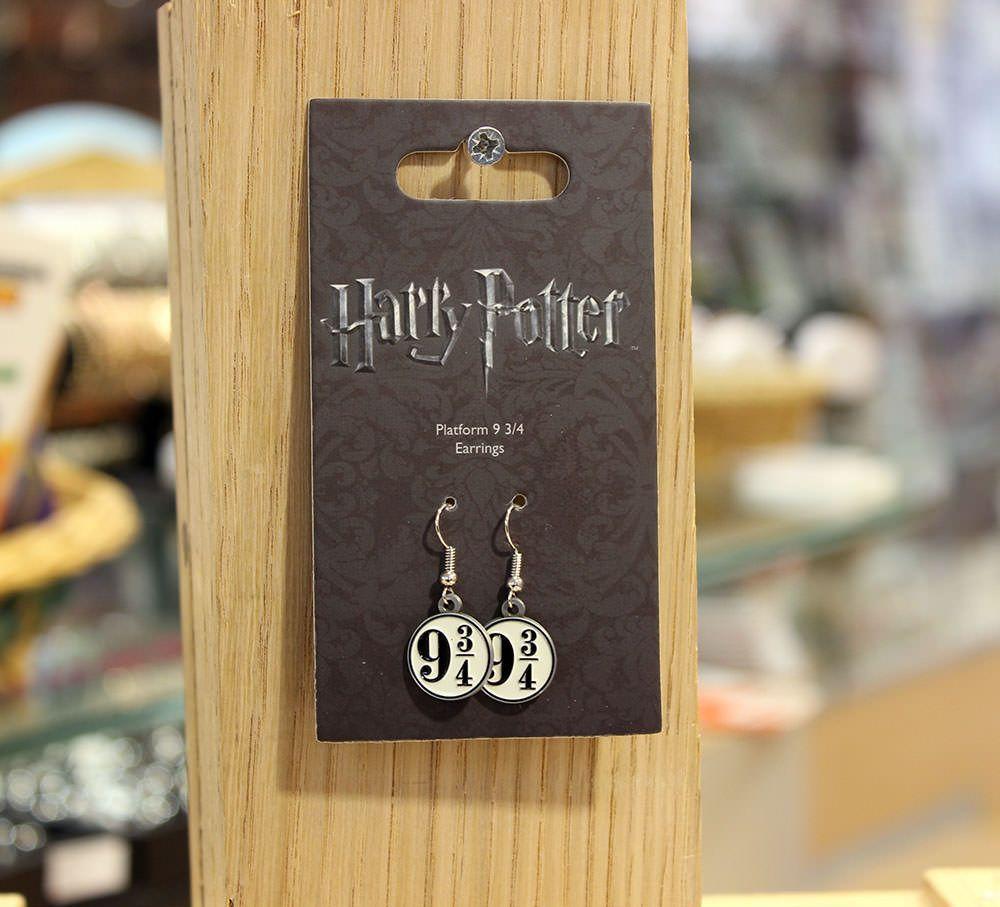 Harry Potter Orecchini Binario 9 34