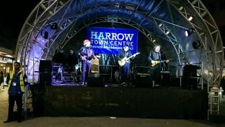 Harrow Town Centre Christmas Lights
