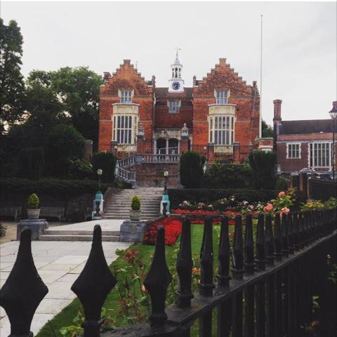 DAY 52 - Aug 21st - Harrow School by @jennaoronha