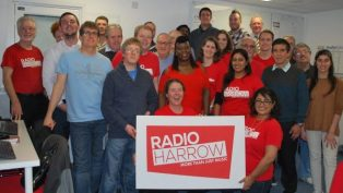 Radio Harrow Turns Two