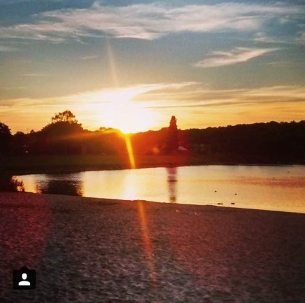 DAY 35 - Wed 5th Aug - Ruislip Lido by @Kaytiestorey