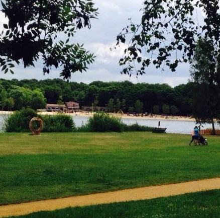 DAY 45 - Sat 15th Aug - Ruislip Lido by @roisinmcmx
