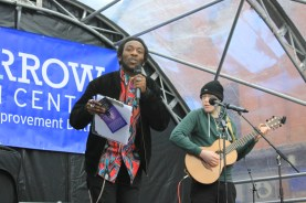 Harrow Town Centre Christmas Lights - Miles Otway