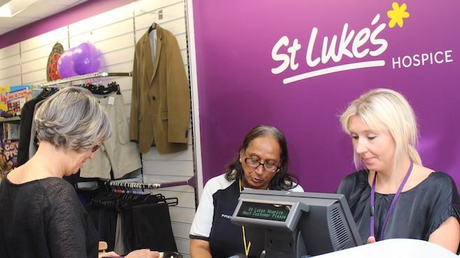 St Luke's Hospice