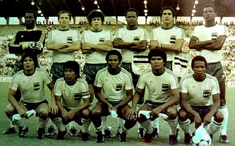 Selección de Honduras 82 RadioHouse - RadioHouse