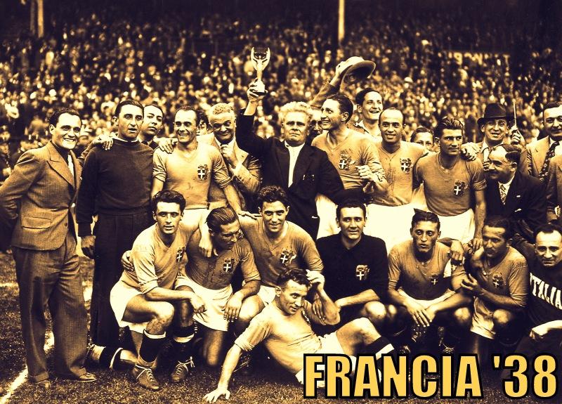 francia 38 campeon