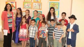 activitati cu copiii cumunitatii romane