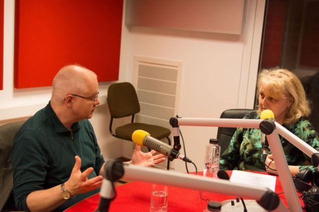 MARK STRINGER SI GABRIEL BEBESELEA LA RADIO IASI - 02 04 2015_09