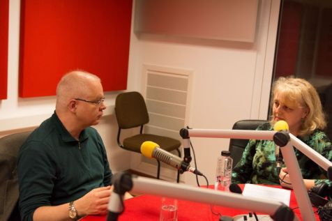 MARK STRINGER SI GABRIEL BEBESELEA LA RADIO IASI - 02 04 2015_10