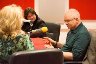 MARK STRINGER SI GABRIEL BEBESELEA LA RADIO IASI - 02 04 2015_14