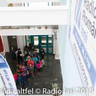 Scoala Altfel la Radio Iasi 2015