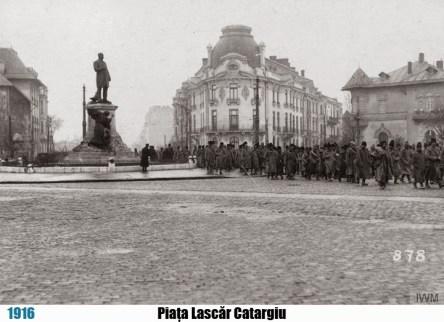 Piata Lascar Catargiu din Bucuresti (vechi)