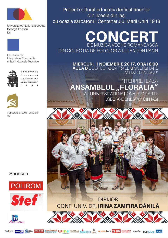 concert Floralia